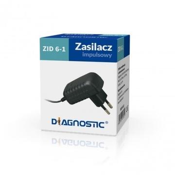Zasilacz sieciowy do ciśnieniomierzy Diagnostic