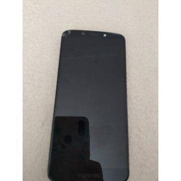 Motorola Moto E5 szara