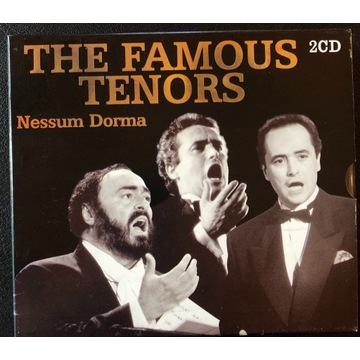 The Famous Tenors Nessus Forma 2CD jak nowe