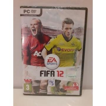 FIFA 12 PC NOWA FOLIA