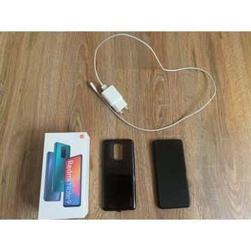 Telefon XIAOMI REDMI NOTE 9 3GB RAM 64GB + etui
