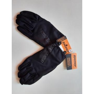 Rękawiczki biegowe Ziener Crosscountry rozmiar 9.5