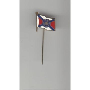Polski Związek Towarzystw Wioślarskich flaga