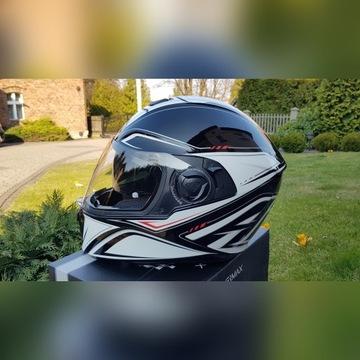Kask motocyklowy AIROH STORM SPRINTER rozmiar S