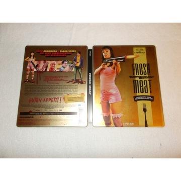 Blu Ray   Fresh meat  STEELBOOK