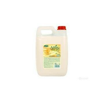 Mydło w płynie 5 litrów Attis mleko i miód