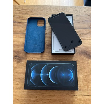 iPhone 12 pro 512GB kolor pacyficzny Pacific Blue