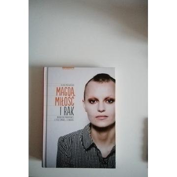 Magda miłość i rak Magdalena Prokopowicz