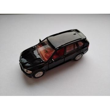 Siku 1:55 BMW X5 czarny 1432 nie hot wheels