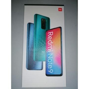 Redmi Note 9 Midnight Grey