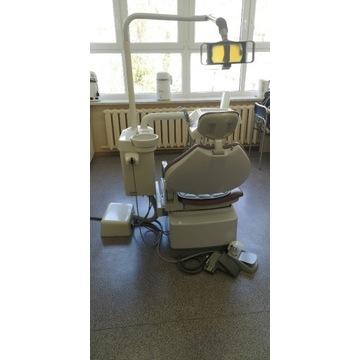 Fotel stomatologiczny + Unit
