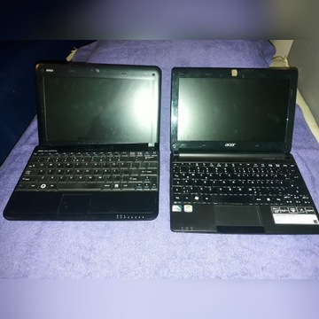 2 Laptopy MSI i Acer
