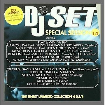 DJ Set Special Session 14 (CD) (2011) (Jak nowa)