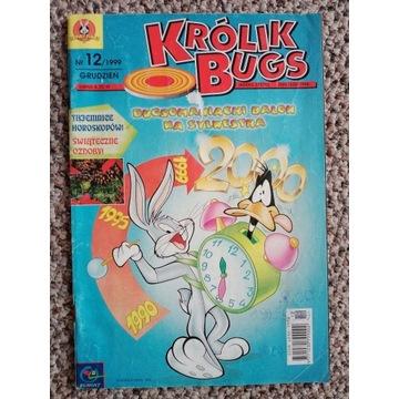 Komiks Królik Bugs 12/1999
