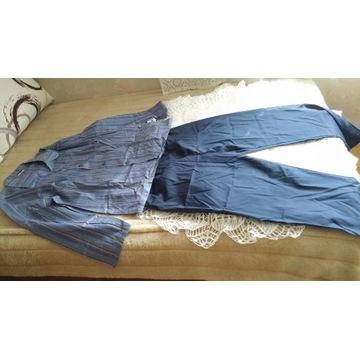 Męska piżama z cienkiej bawełny rozmiar L