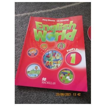 MACMILLAN English World 1 Pupil's Book+ 2 class CD