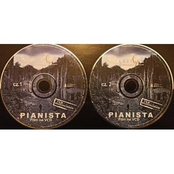 DVD  -  PIANISTA  --  2  x DVD Film