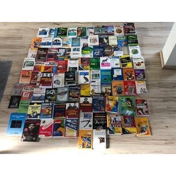 Książki IT + Tablice informatyczne