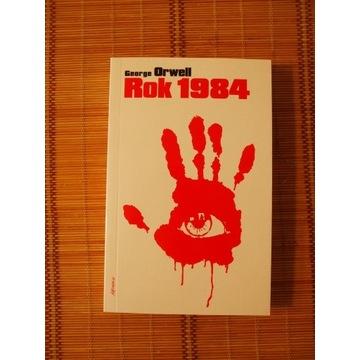 ,,Rok 1984 '' George Orwell   W-wa  (jak nowa)