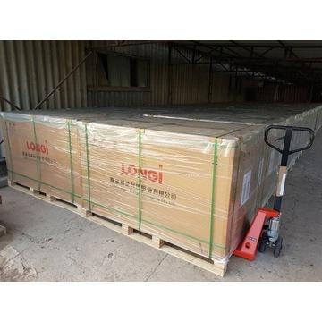 LONGI 370 W 375 W panele fotowoltaiczne LR4-60HPH