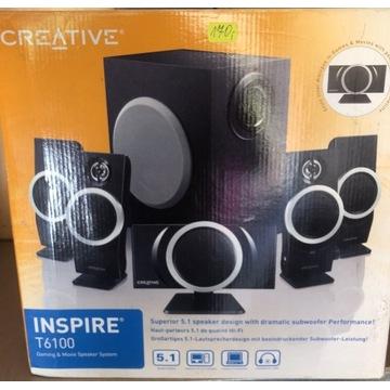Głośniki do komputera Creative T6100