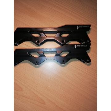 Nowe płozy Rollerblade243 szyna do rolek rozs 165