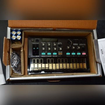 Korg Volca Beats, Bass, Keys, Sample, FM