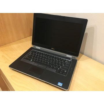 Dell E6430 Core i5 4GB RAM 320GB NOWA BATERIA!