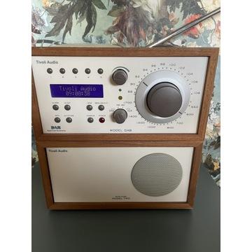Radio Tivoli audio model two