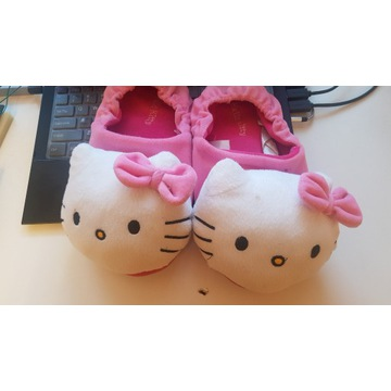 Kapcie Hello kitty rozm39