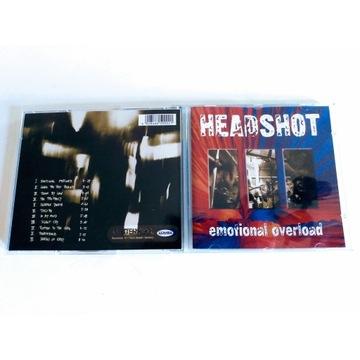 """HEADSHOT - """"Emotional Overload""""  CD"""