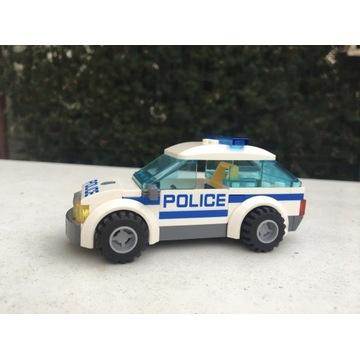 Lego woz policyjny