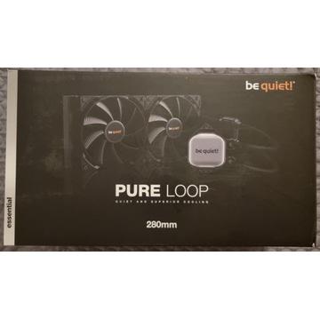 be quiet! Pure Loop 280mm nowe 36msc gwar.