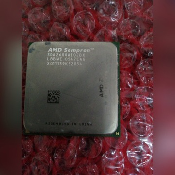 PROCESOR: AMD SEMPRON. 2600+