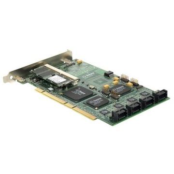 KONTROLER SATA PCI-X 3WARE ESCALADE 9500S-8 8xSATA