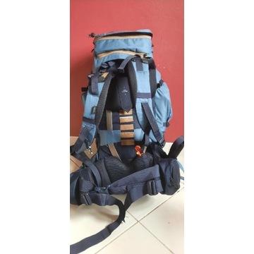 Plecaki turystyczne +kijki trekingowe