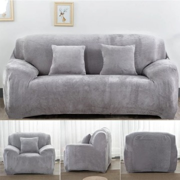 Pokrowiec na kanape sofe 195x230