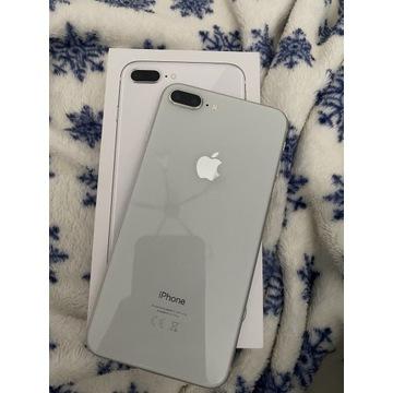 Iphone 8 plus 64gb biały