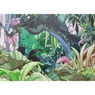 Obraz akrylowy 50×70 cm werniks