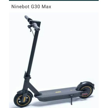Hulajnoga elektryczna Ninebot Max g30 by Segway