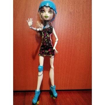 Frankie Stein na rolkach lalka Monster High