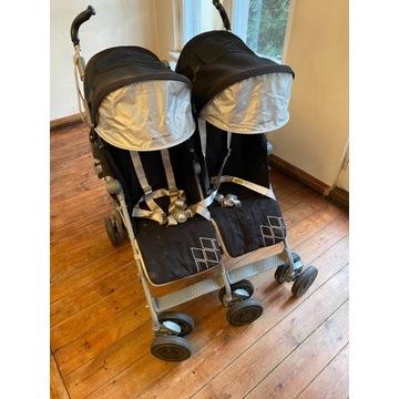 Maclaren Twin Techno wózek bliźniaczy podwójny