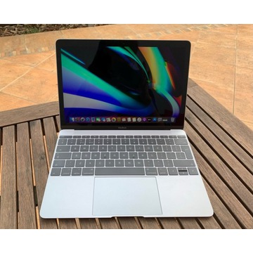 MacBook 12 256GB SSD Intel Core M3 A1534