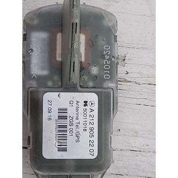 Antena dachowa cla w117. A2129052207, 2128270228