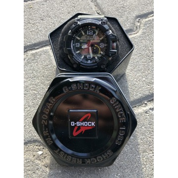 Casio G-Schock Mudmaster GG-1000. Oryginał!