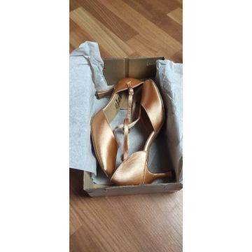 Artis, czółenka, buty do tańca 38
