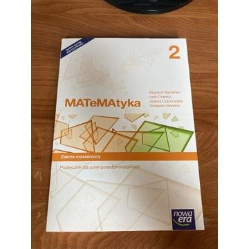 Matematyka 2 Babiańśki zakres rozszerzony