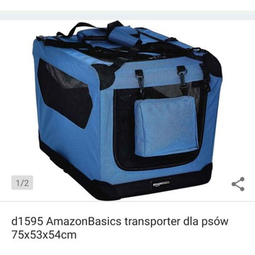 transporter dla psa L