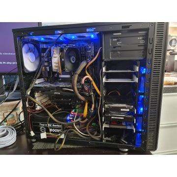 PC FX6300 6x3,5GHz 32Gb 2,5Tb 64GB SSD AMD R9 280X