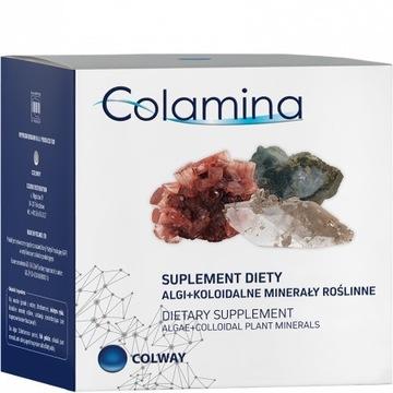 Colway Colamina 100 Minerały Osteoporoza + Wys 0zł